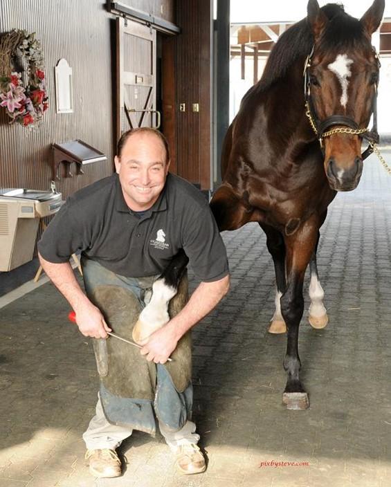 Farrier Shop   Kentucky Horse Park